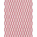 Arrows - Mini Tenugui (Japanese Multipurpose Hand Towel) - Red