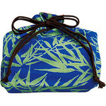 Bamboo Kinchaku (Drawstring Bag)
