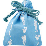 Frog Kinchaku (Drawstring Bag)