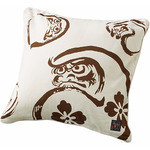 Daruma Cushion  - Brown