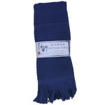 All Season Binchotan Scarf  - Blue