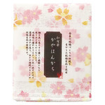 Kaya (Net Fabric) Handkerchief  - Sakura