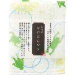 Kaya (Net Fabric) Handkerchief  - Frog