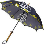 Samurai Warrior  Naoe Kanetsugu Umbrella