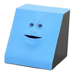 BANPRESTO Creepy Face Bank (Mint Blue)