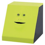 BANPRESTO Creepy Face Bank (Green)