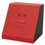 BANPRESTO Creepy Face Bank (Red)