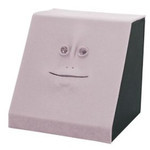 BANPRESTO Creepy Face Bank (Gray)