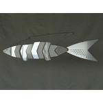MOBIO Tuna Hanging Mobile (Silver)