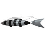 MOBIO Tuna Hanging Mobile (Black/Gray)