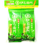 Iemon -  Genmai &amp; Matcha Tea (2 x 200g)