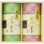 Ise -  Gyokuro &amp; Sencha Gift Set