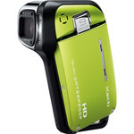 Sanyo Xacti VPC-CA9 High Def Dual Camera (Green)