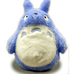 Soft Chu-Totoro Plush (S)
