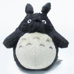 O-Totoro Plush Dark Gray (LL)
