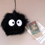 Totoro Kurosuke (Black Dustball) Plush