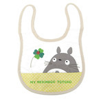 Baby bib O-Totoro Polka Dot Pocket