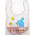 Baby bib Chu-Totoro  Polka Dot Pocket