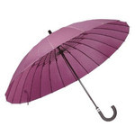 mabu - Ultralight 24 Rib Umbrella EDO (Purple)