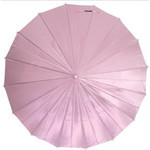 mabu - Ultralight 16 Rib Umbrella Irodori (Tourmaline Pink)