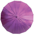 mabu - Ultralight 16 Rib Umbrella Irodori (Amethyst)