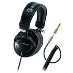 Audio-Technica - ATH-PRO5MK2 DJ Monitors (Black)