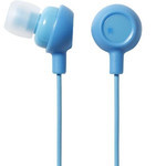 ELECOM Canal-Type Earphones EHP-IN10BU (Blue)