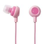 ELECOM Canal-Type Earphones EHP-IN10PNL (Light Pink)