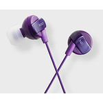 ELECOM Canal-Type Earphones EHP-IN20PU (Purple)