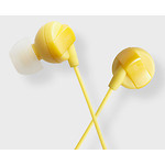 ELECOM Canal-Type Earphones EHP-IN20YL (Yellow)