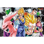 Dragonball Z - Battle with Majin Buu 1000 Piece Jigsaw Puzzle