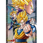 Dragonball Z - Totally Serious 500 Piece Jigsaw Puzzle