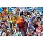 One Piece - Absolute Justice 1000 Piece Jigsaw Puzzle