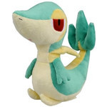 Pokemon - Talking Snivy Plush