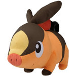 Pokemon - Tepig Big Plush