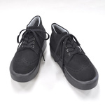 BELLY BUTTON No.880 / Black Velour Shoes