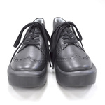 BELLY BUTTON No.8800 / Black Smooth Shoes