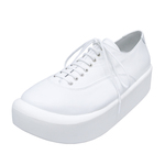 BELLY BUTTON No.8802 / White Smooth Oxfords