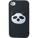 iPhone 4/4S Panda Silicone Case
