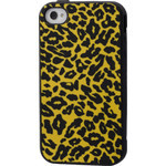 iPhone 4/4S Animal Silicone Case - Leopard
