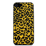 iPhone 5 Animal Design Silicone Case - Leopard