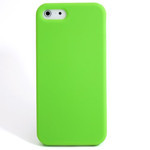 iPhone 5 Slender Silicone Case - Green