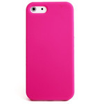 iPhone 5 Slender Silicone Case - Pink