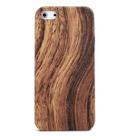 iPhone 5 Shell Case - Wood Design