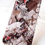 Trilabo original iPhone 5 Artist Collaboration Jacket (Sayuka Bloodstone) -Spirit Rabbit-