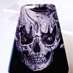 Trilabo original iPhone 5 Artist Collaboration Jacket (Sayuka Bloodstone) -Beautiful Death-