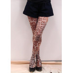 Harajuku Style Leopard Tights/Leggings - Made in Japan