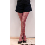 Harajuku Style Boa Tights/Leggings - Made in Japan