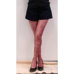 Harajuku Style Boa Tights/Leggings - Made in Japan