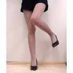 Harajuku Style Irish Knit Pattern Tights/Leggings - Made in Japan